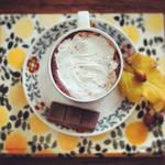 Autumn Cocoa by Ardisrawr