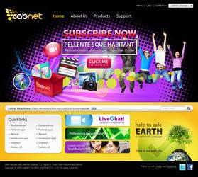 WIP Cabnet website draft by projectDC