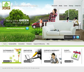 GCF website mokcup revise by projectDC