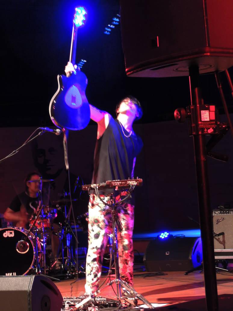 Miyavi Live In Denmark 2014 By Lightofatunnel On Deviantart