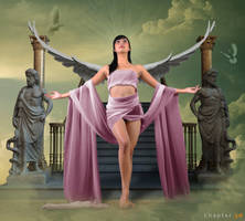 :: DEMETER DAUGHTER OF CRONOS by chapter3d