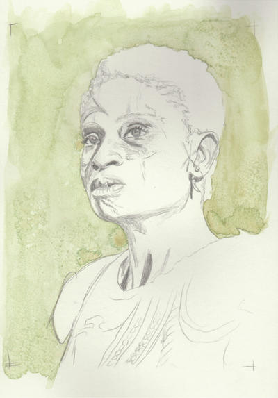 Indra Sketch by BillieJeanDavy