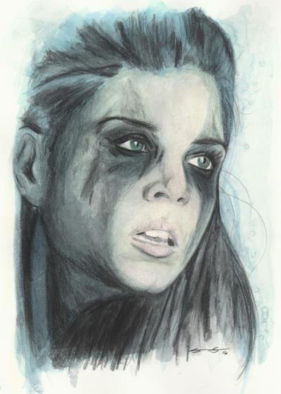 Octavia by BillieJeanDavy