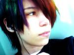 Rainbow Hair by AlixInWonderLand