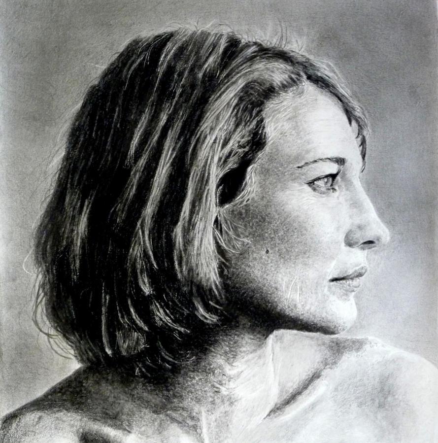 Cate Blanchett by Giuko