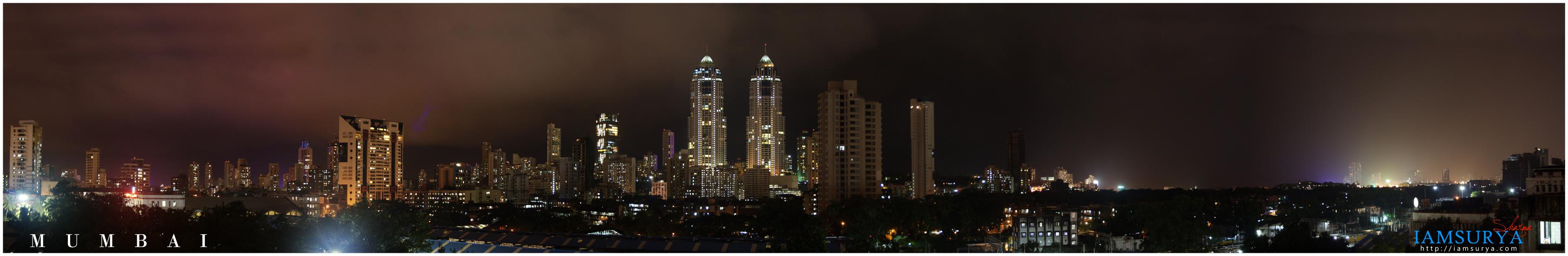 Mumbai 2 by cyberoidx
