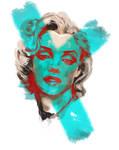 Marilyn Monroe with Speedpaint-Video