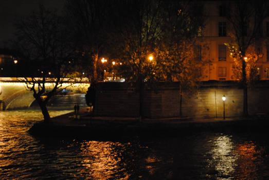 Night Time - Seine