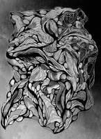 SCHILD OHNE ROCK by InspirationsLadyJana
