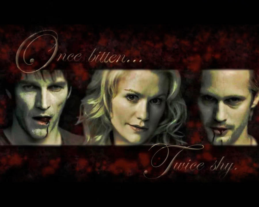 True Blood Twice Shy Wallpaper by riogirl9909