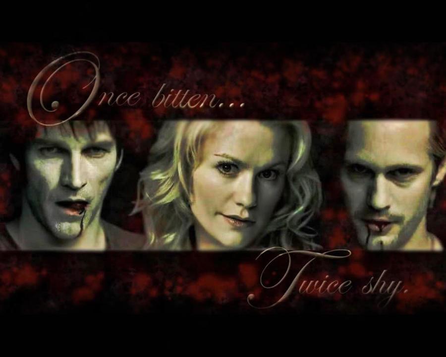 True Blood Twice Shy Wallpaper by riogirl9909