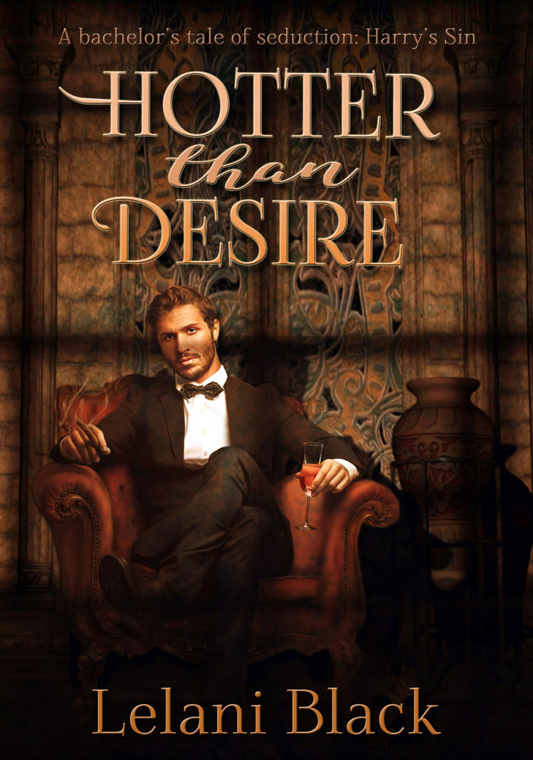 Book Cover Art - Hotter than Desire by riogirl9909