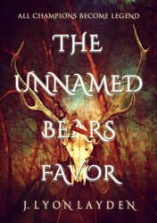 The Unnamed Bears Favor Book Cover by riogirl9909