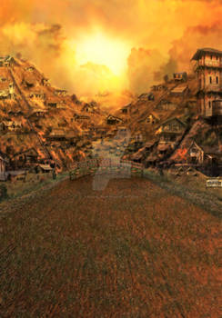 Survival, Dystopian, Post Apocalyptic Background 1