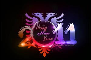Happy New Year 2011 by tetova21