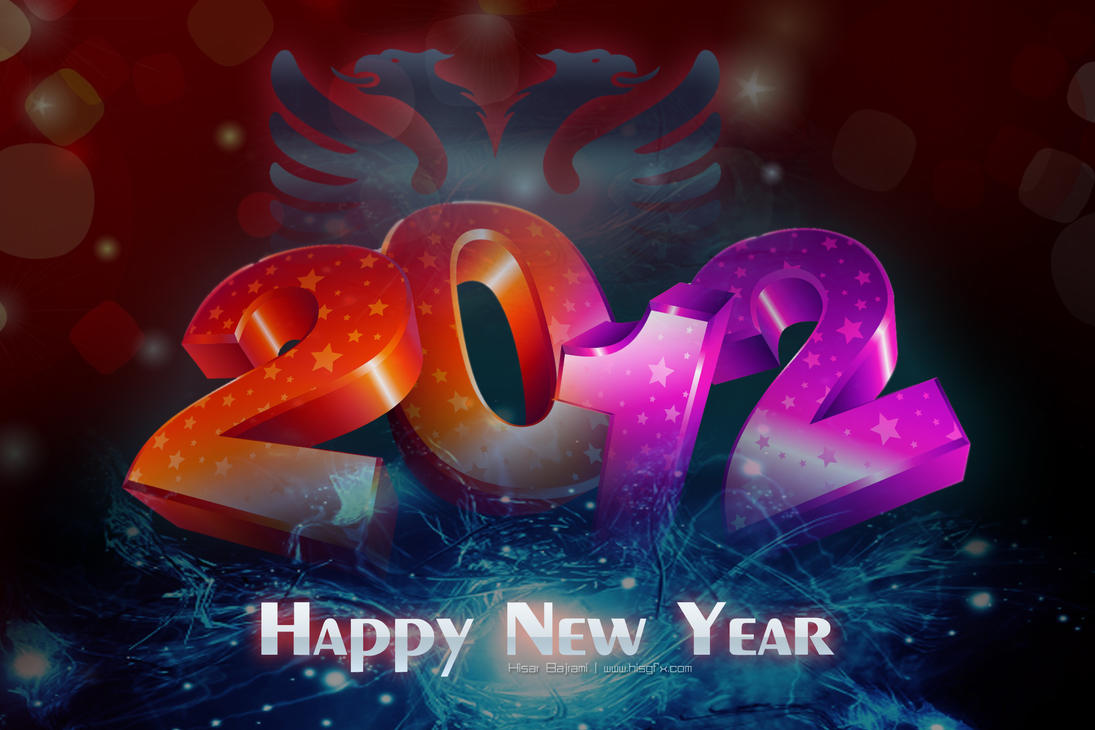 Happy New Year 2012 by tetova21