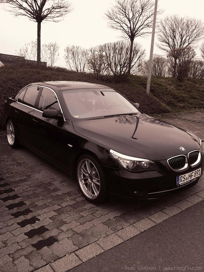 BMW 530 D by tetova21