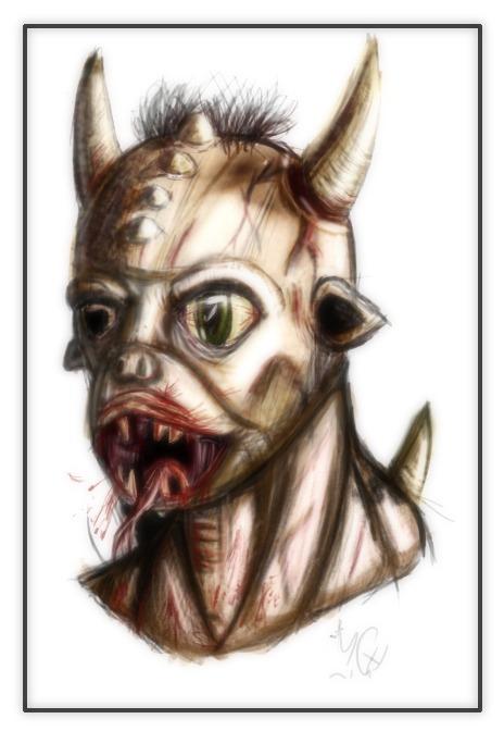 devilish by MarcinG1