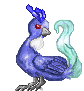 Arktos small pixel work by Sulfura