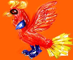 Ho-oh Pixel bild by Sulfura
