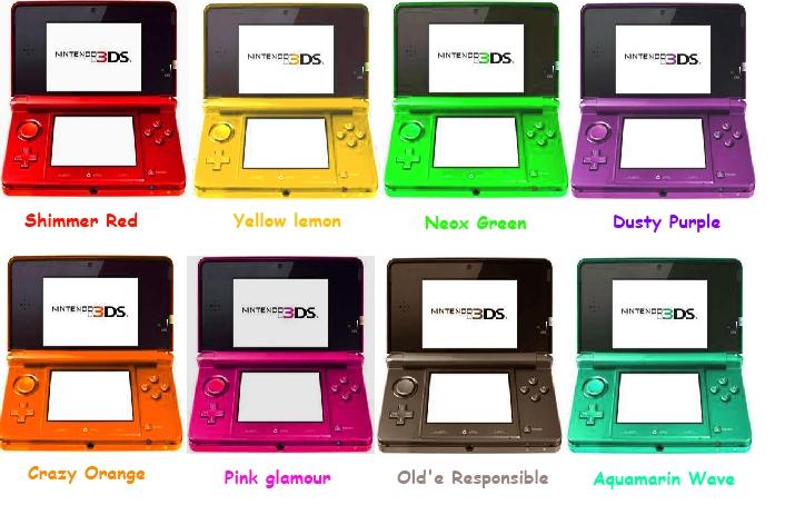 Nintendo 3DS  Википедия