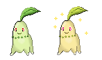 Endivie 3ds sprite by Sulfura