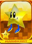 Mario Kart Collectible Star Yoshi Island by Sulfura