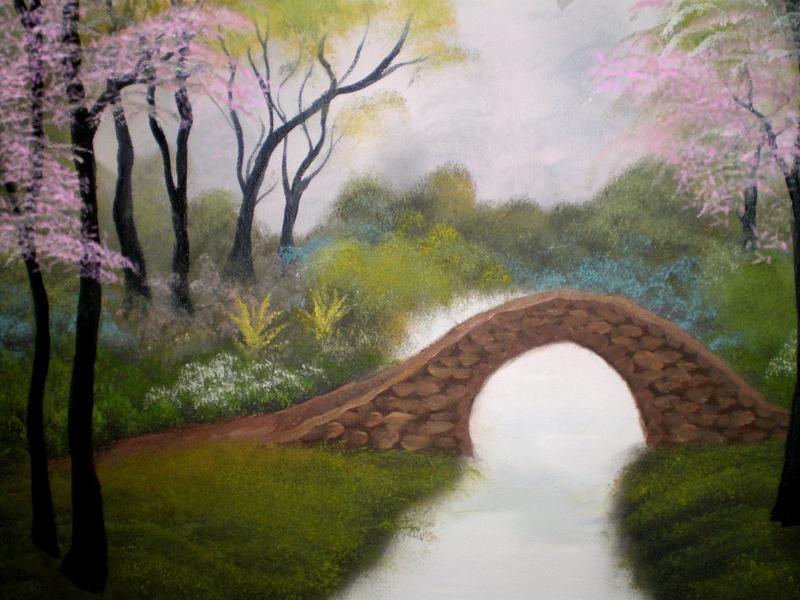 Sakura Garden By Almightyshadowchan On Deviantart