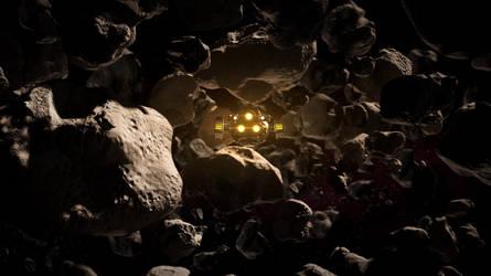 Lost in Atlantis - Production Render 01