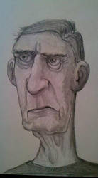 Crotchety Crooked Old Man