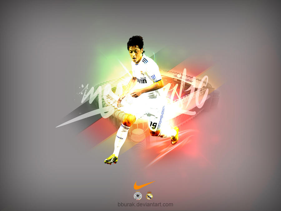 Mesut Ozil Wallpaper By Bburak On DeviantArt