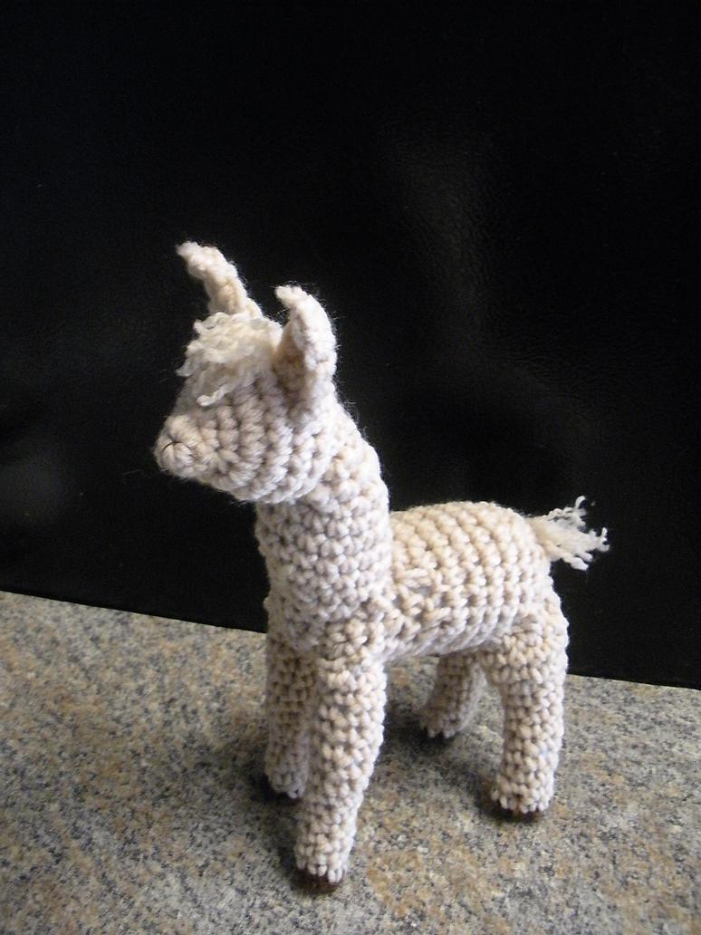 Amigurumi Llama Free Pattern : Amigurumi Llama by abendstille on deviantART