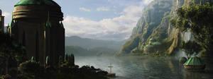 Elysium Lake