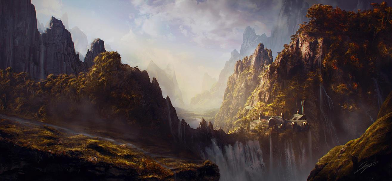 Hobbit by Kaioshen