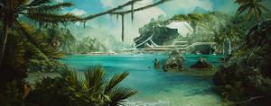 Scifi Jungle