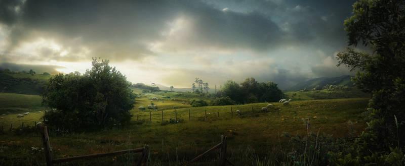 Hillside Valley