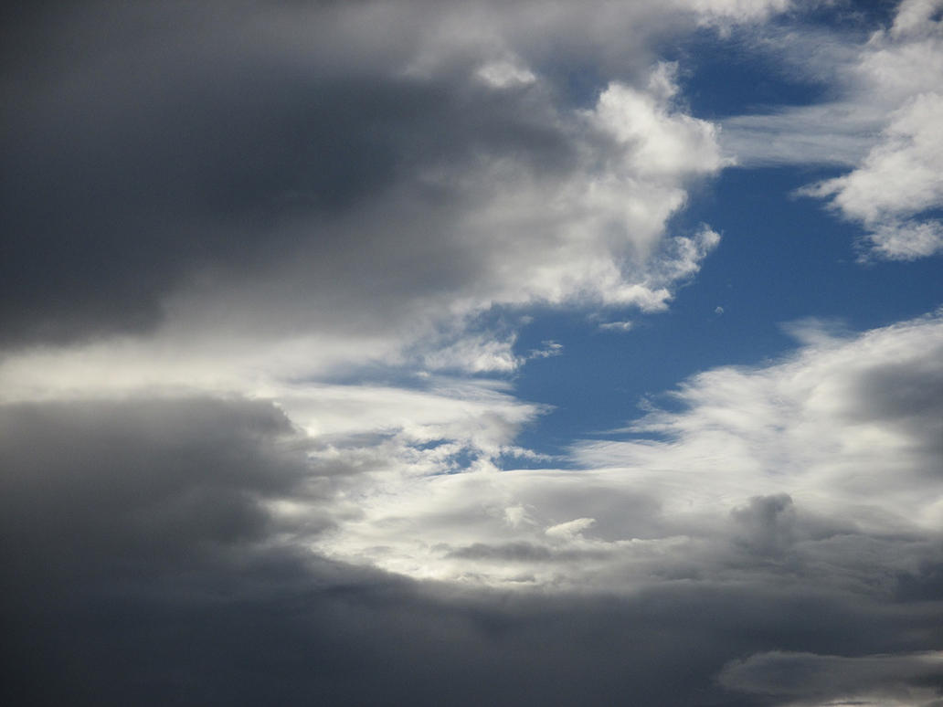cloudy by sunbeamfireking