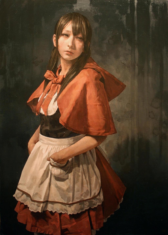 vermillion lost by Takahiro-Imai