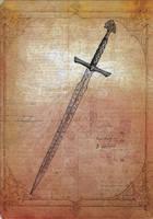 Wyrm slaying blade- dwarf made by Aragorn-cro