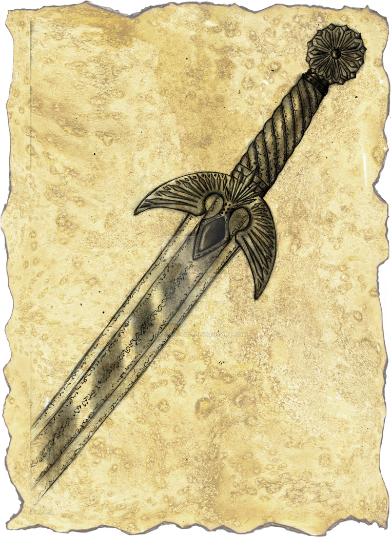 Iron Age - Blade of the True Source by Aragorn-cro