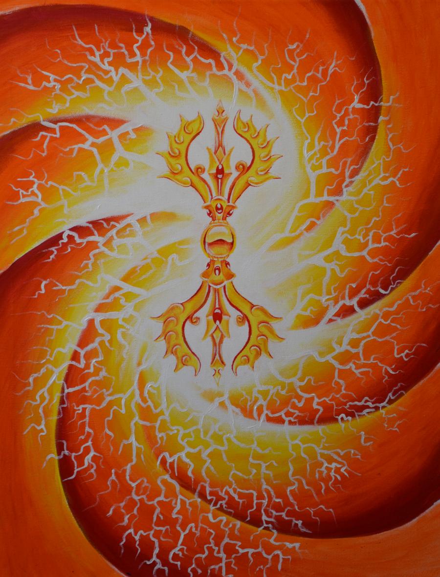 Power of the Vajra by DrFazer