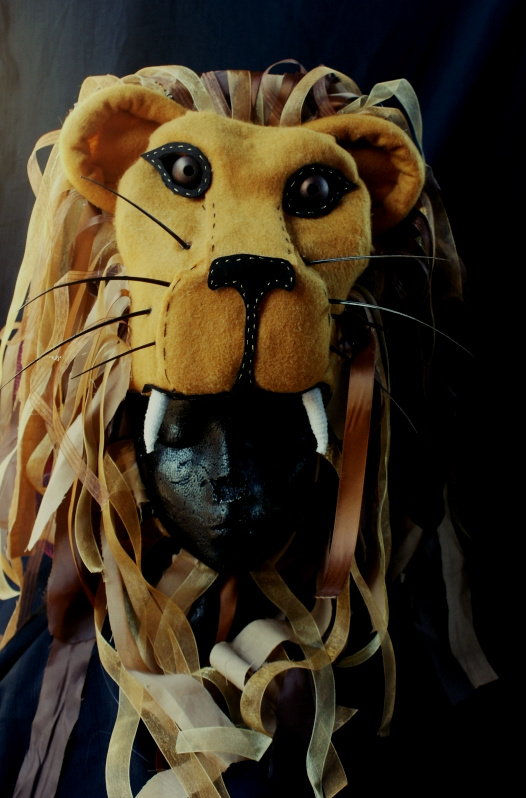 Luna Lovegood's Lion Hat by SlannMage on deviantART