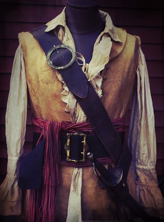 Pirate Gear by SlannMage on DeviantArt