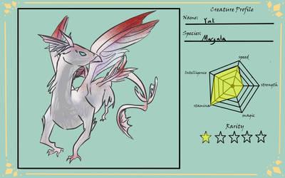 Yali (Dreamscape RPG) by Twinquette