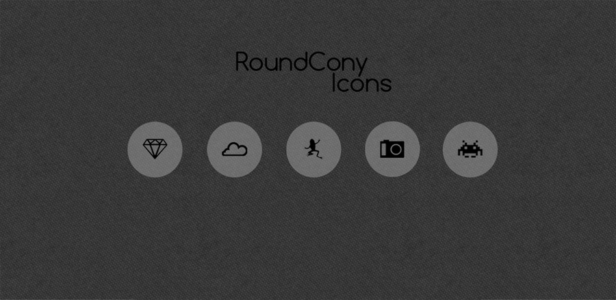 RoundCony Icons by SF2Gcrew