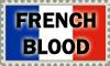 FrenchBlood Stamp by Kaja-Sinis