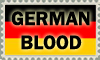 GermanBlood Stamp by Kaja-Sinis