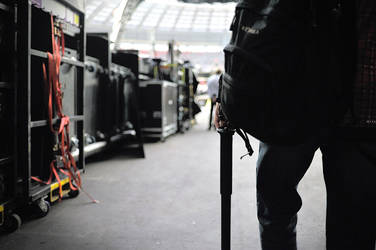U2 in Moscow - Countdown 5 by WilliH