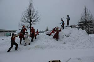 Winter sneak peak by Nemodes