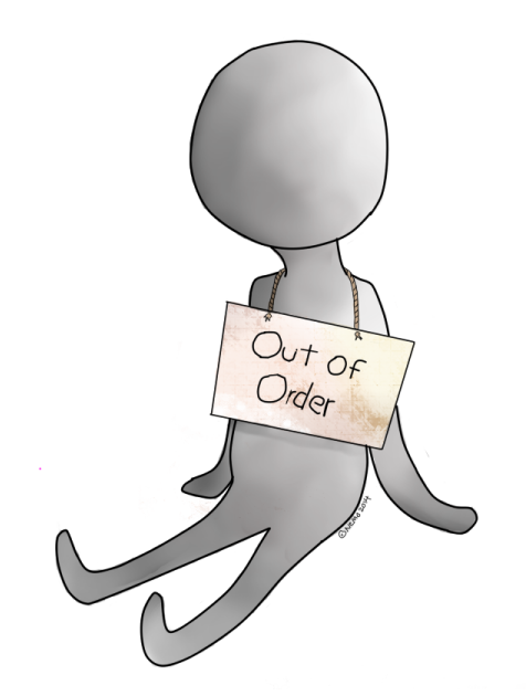 Out of order by Nemodes